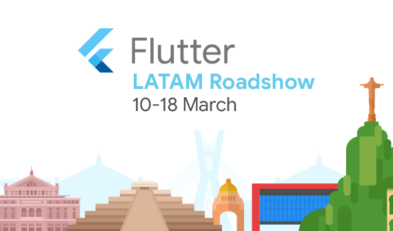 Flutter LATAM Roadshow cancelled due to Covid-19