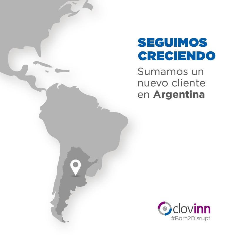 New client from Argentina
