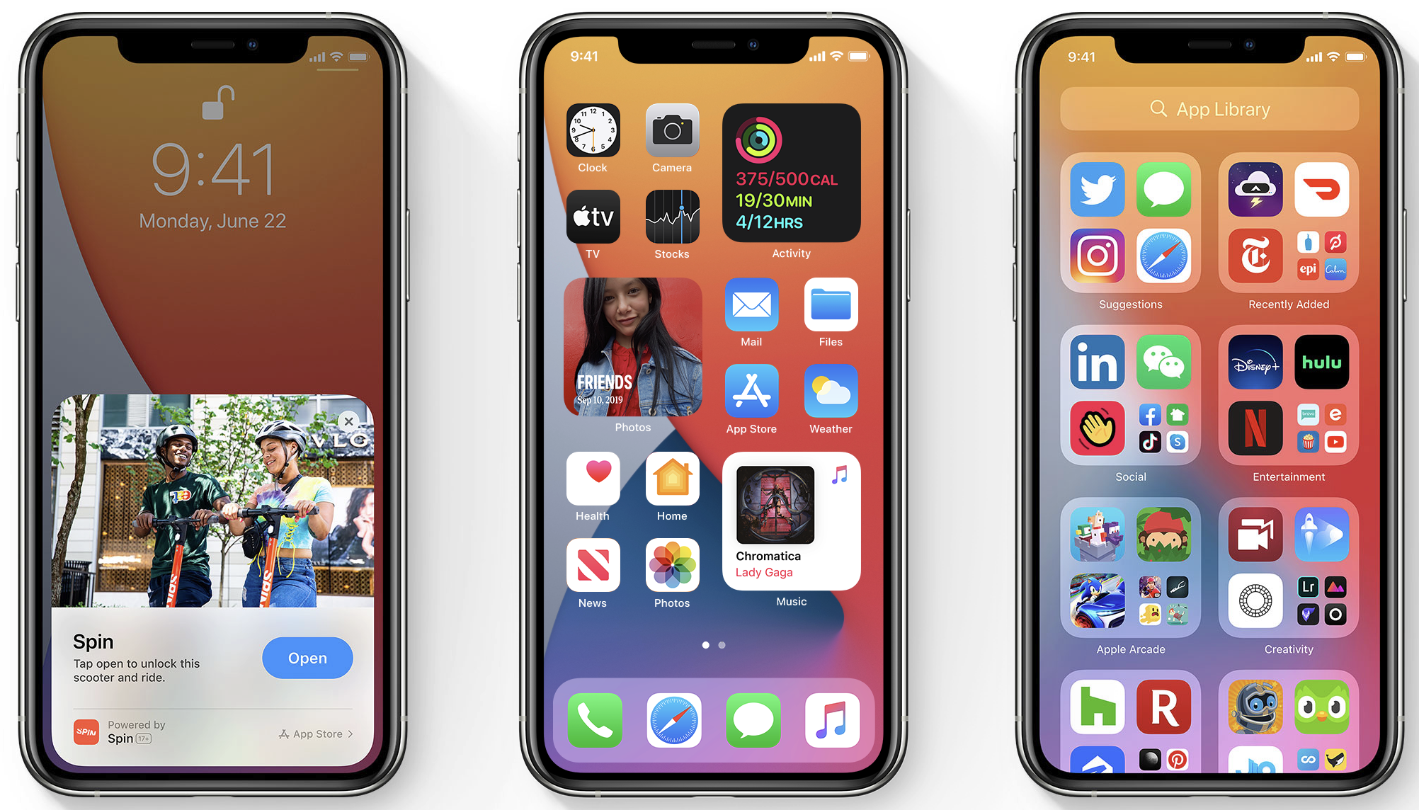How the get the most of iOS14